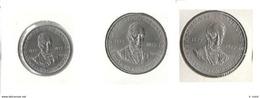 Portugal - Alexandre Herculano Set 3 Coins 1978 - UNC - Portugal