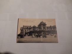 """Dep 44 Entre La Baule Et Le Pouliguen """" Grand Hotel De La Plage Ou Mauspha """" Sur La Plage Face A La Mer - La Baule-Escoublac"""