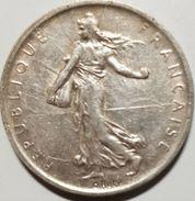 5 Francs Argent 1960 - France