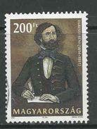 Hongarije Yv 4573  Jaar 2014  Gestempeld, Zie Scan - Oblitérés