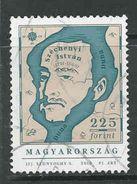 Hongarije Yv 4635  Jaar 2016  Gestempeld, Zie Scan - Oblitérés
