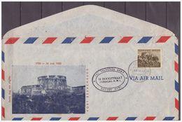Antillen / Antilles 1954 FDC V8-1M Fort Stronghold Beekenburg - Curaçao, Nederlandse Antillen, Aruba
