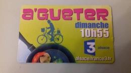 MAGNET FRANCE 3 A'GUETER - Magnets