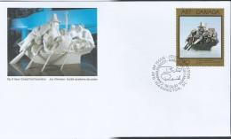 CANADA 1996 SCOTT/UNITRADE  1602 FDC VAL US $2.00 - 1991-2000