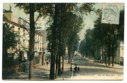 78000 VERSAILLES - Lot 4 CPA - R Des Réservoirs - La Solitude, Av. De Paris - St-Antoine De Padoue - Statue Gal Hoche - Versailles