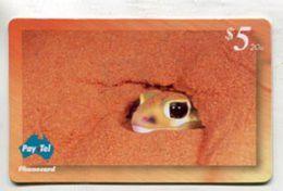 TK 31539 AUSTRALIA - Magnetic PayTel  Gecko  MINT - Australia