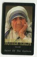 TK 31545 Prepaid - Mother Teresa - Unknown Origin