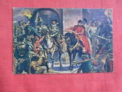 Polish Painter Jan MATEJKO Zamoyski Sous Byczyna  The Battle Of Byczyna Or Battle Of Pitschen Ref 2794 - History