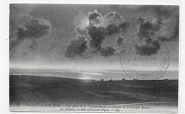 BOULOGNE SUR MER - N° 27 - VUE PRISE DE LA PLATE-FORME DE LA COLONNE DE LA GRANDE ARMEE - LES FALAISES - CPA NON VOYAGEE - Boulogne Sur Mer