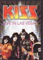DVD KISS Live In Las Vegas - Etat: TTB    PORT  POSTE 110 Gr - Concert & Music