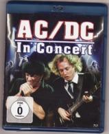Dvd Blu-ray ACDC En Concert  Etat: TTB    PORT  POSTE 110 Gr - Concert & Music