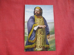 Postcard Unnamed Rabbi, Appears Among The Accusers Of Jesus,  Ref 2795 - Christianity