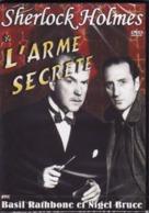 DVD SHERLOCK HOLMES ET L ARME SECRETE ( Etat: TTB Port 110GR ) - Classiques