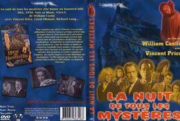 DVD La Nuit De Tous Les Mysteres ( Etat: TTB Port Poids 110gr) - Classiques