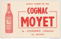 Buvard Cognac Moyet - Liquor & Beer