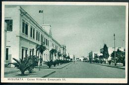 Misurata, Corso Vittorio Emanela III, Libya - Libyen