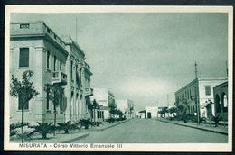 Misurata, Corso Vittorio Emanuele III., _2, Libya - Libyen