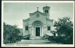 Misurata, Chiesa Cattolica, Libya - Libyen