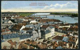 Pozsony, Madartavlat, PRESSBURG, Vogelperspektive, über Den Dächern, Ca. 1920 - Slovaquie