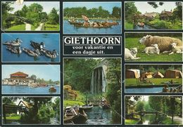 Modern Picture Postcard -  Giethoorn, Netherlands - Used - MPC 239 - Ansichtskarten