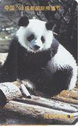 Telefonkarte Aus China -Panda- - China