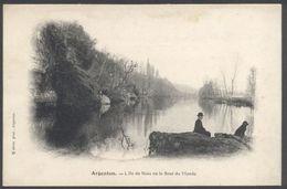 Argenton - L'Île De Naïa Ou Le Bout Du Monde - Voir 2 Scans. - Other Municipalities