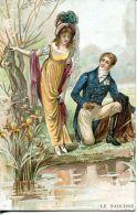 N°60632 -cpa Fantaisie Illustrateur -le Narcisse- - Fantaisies