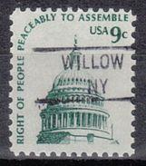 USA Precancel Vorausentwertung Preo, Locals New York, Willow 841 - Vereinigte Staaten