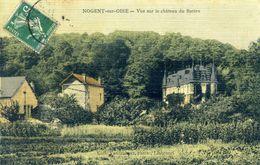 NOGENT-sur-OISE Vue Sur Le Château Du Retiro (C5097) - Nogent Sur Oise