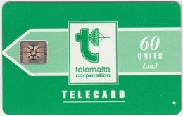 MALTA A-074 Chip Telemalta - ? C29040624 - Used - Malta
