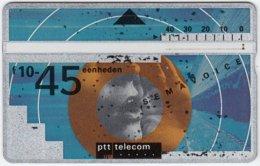 NETHERLANDS A-579 Hologram Telecom - 105K - Used - Netherlands