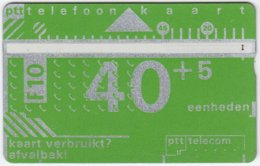NETHERLANDS A-629 Hologram Telecom - 010D - Used - Netherlands