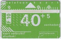 NETHERLANDS A-634 Hologram Telecom - 103C - Used - Netherlands