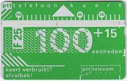 NETHERLANDS A-635 Hologram Telecom - 102E - Used - Netherlands