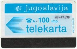 YUGOSLAVIA A-361 Magnetic - Used - Yugoslavia