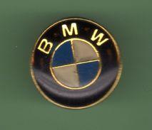 BMW *** LOGO ROND *** N°1 ***  A001 - BMW