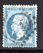 N° 22  -  1862 Napoléon III - 1862 Napoleon III
