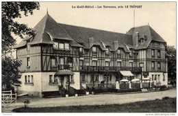 76 LE TREPORT - Le Golf-Hôtel - Les Terrasses - Le Treport