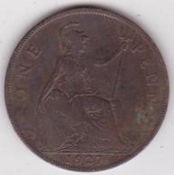 Straits Settlements , 1 Cent 1875 . Victoria. Frappe Médaille. KM# 9 - Malesia
