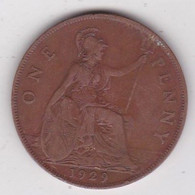 Straits Settlements , 1 Cent 1907 . Edward VII. Frappe Médaille. KM# 19 - Malaysie