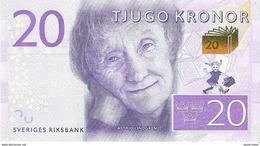 Sweden - Pick 69 - 20 Kronor 2015 - Unc - Sweden