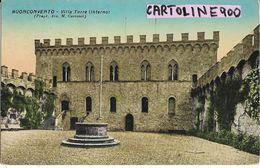 Toscana-siena-buonconvento Villa Torre Veduta  Anni 30 - Italia