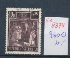 Österreich Nr. 960   O   (se9374  ) Siehe Bild - 1945-.... 2ème République