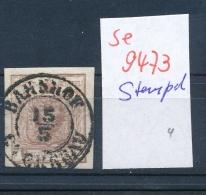 Österreich Nr. Stempel -Type O    (se9473  ) Siehe Bild - 1850-1918 Empire