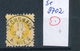 Österreich Nr. Stempel -Type O    (se9702  ) Siehe Bild - 1850-1918 Impero