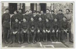 MILITAIRES - Carte-Photo Milice ?? - Regimenten