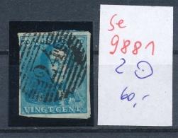 Belgien   Nr.2    O  (se9881  ) Siehe Bild - Belgique