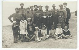 LANGRUNE-sur-MER (14)  - Août 1916 - Carte-Photo Située Au Verso - France