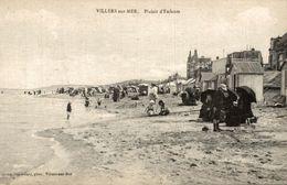 VILLERS SUR MER LA PLAGE PLAISIR D'ENFANTS - Villers Sur Mer