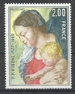 Francia. 1977. 400º Aniversario Del Nacimiento De Rubens - Madonnas